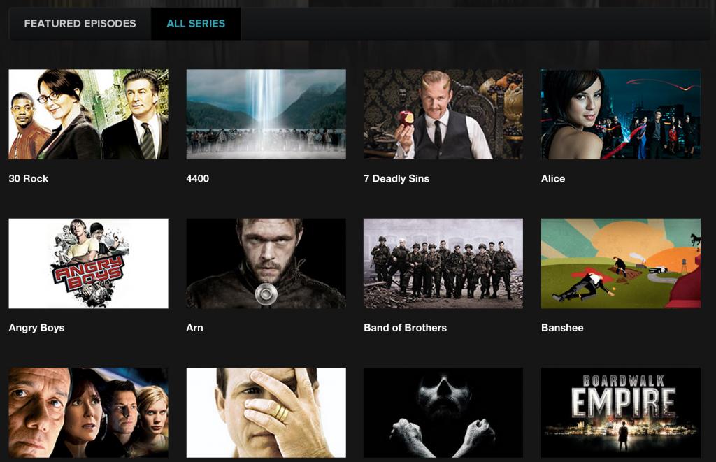 Serieoversigten hos HBO-Nordic bugner med indhold