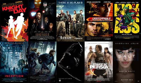 De 10 bedste actionfilm på Netflix Danmark