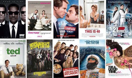 10 sjove komedier på Netflix