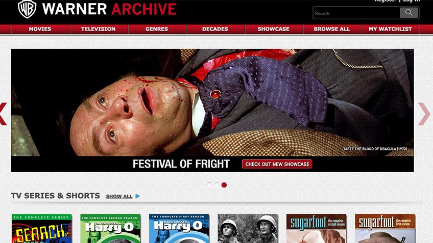 Warner Archive Instant