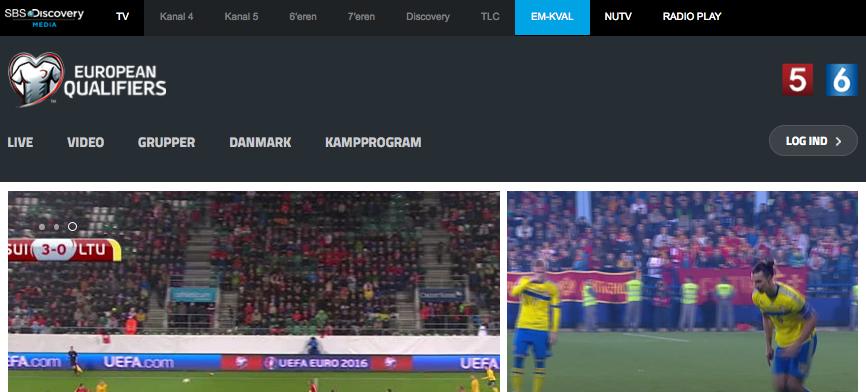 EMKval.dk – til fodboldelskere
