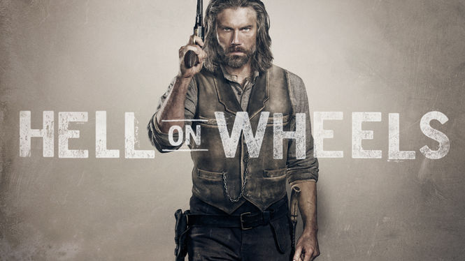 Hell on Wheels fornyet og stoppet