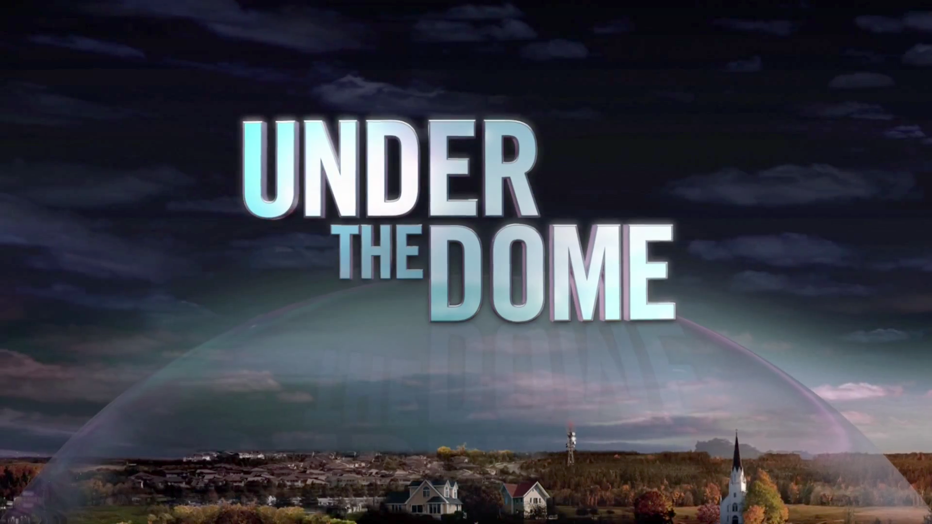 Under the Dome er blandt Netflix's julenyheder