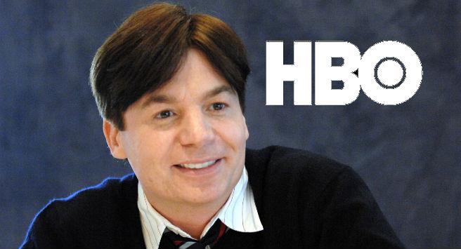 Mike Myers indgår aftale med HBO