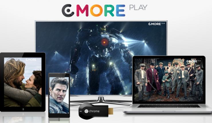 C More Play på dit TV