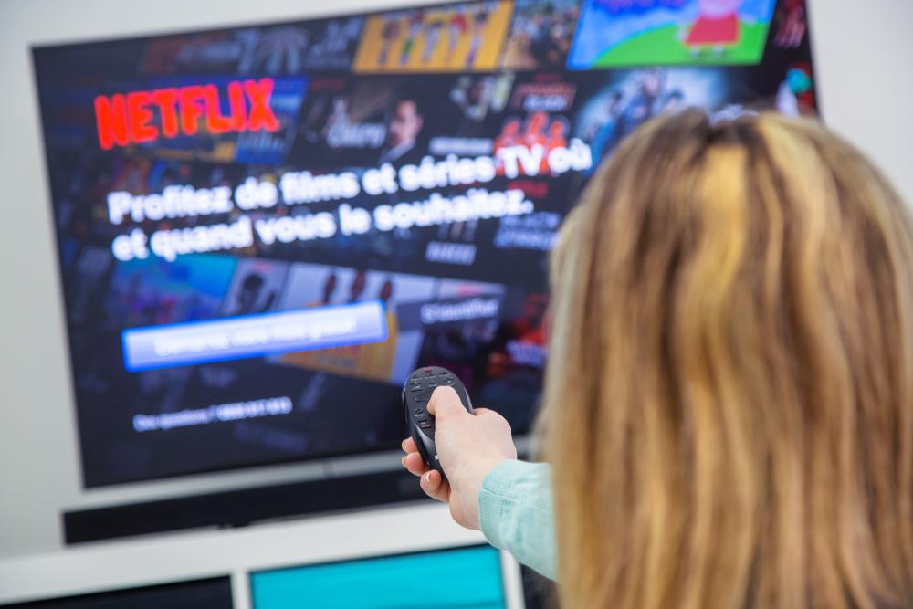 Sådan får du Wi-Fi på dit fjernsyn