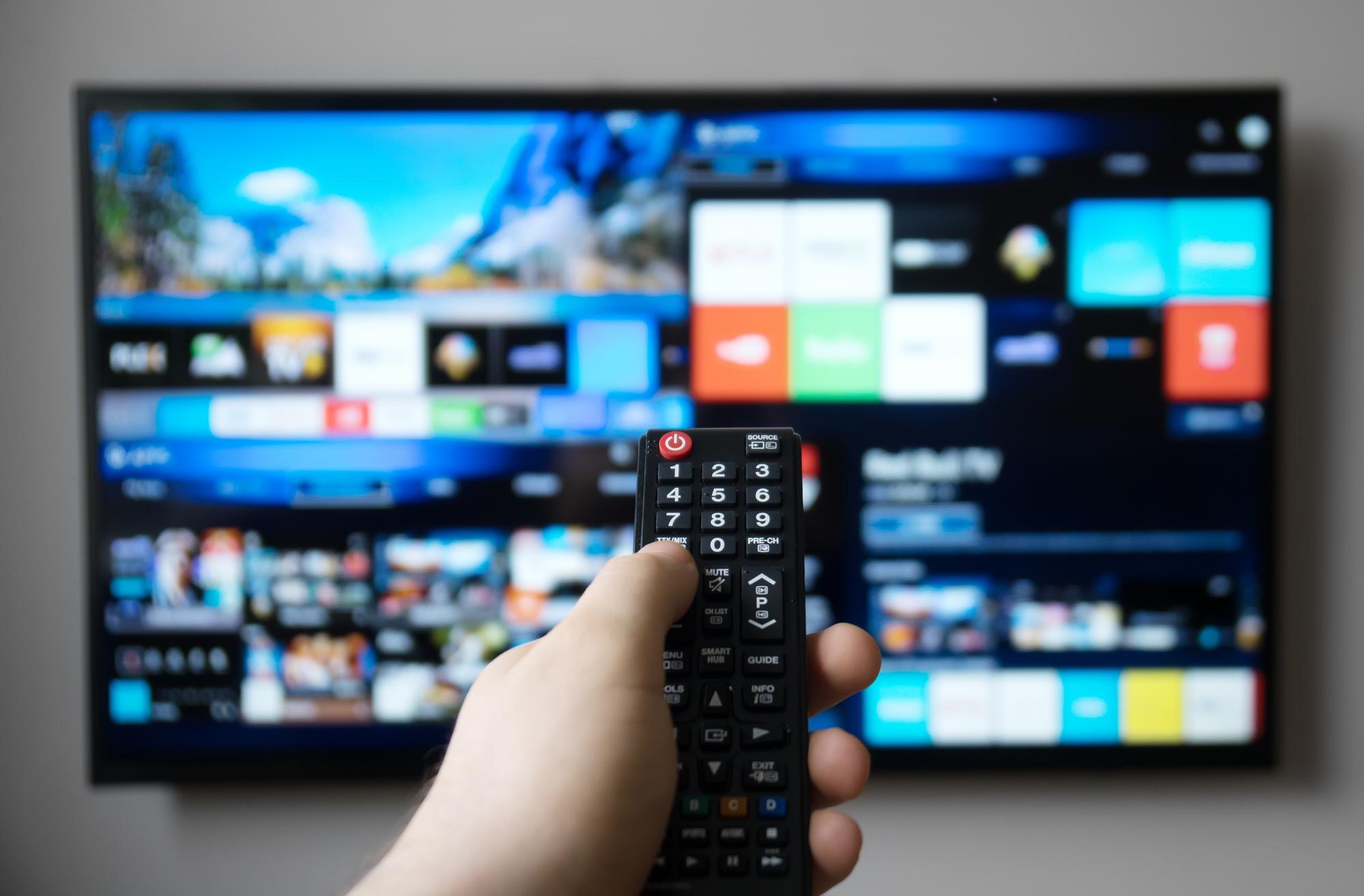 Find det helt rigtige fjernsyn til streaming