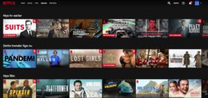Netflix Danmark