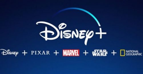 Disney Plus Danmark (2020)